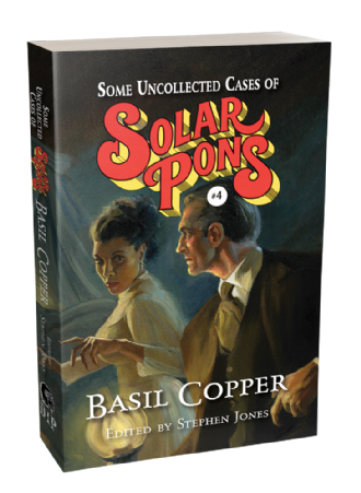 Some Uncollected Cases of Solar Pons #4 [paperback] By Basil Copper